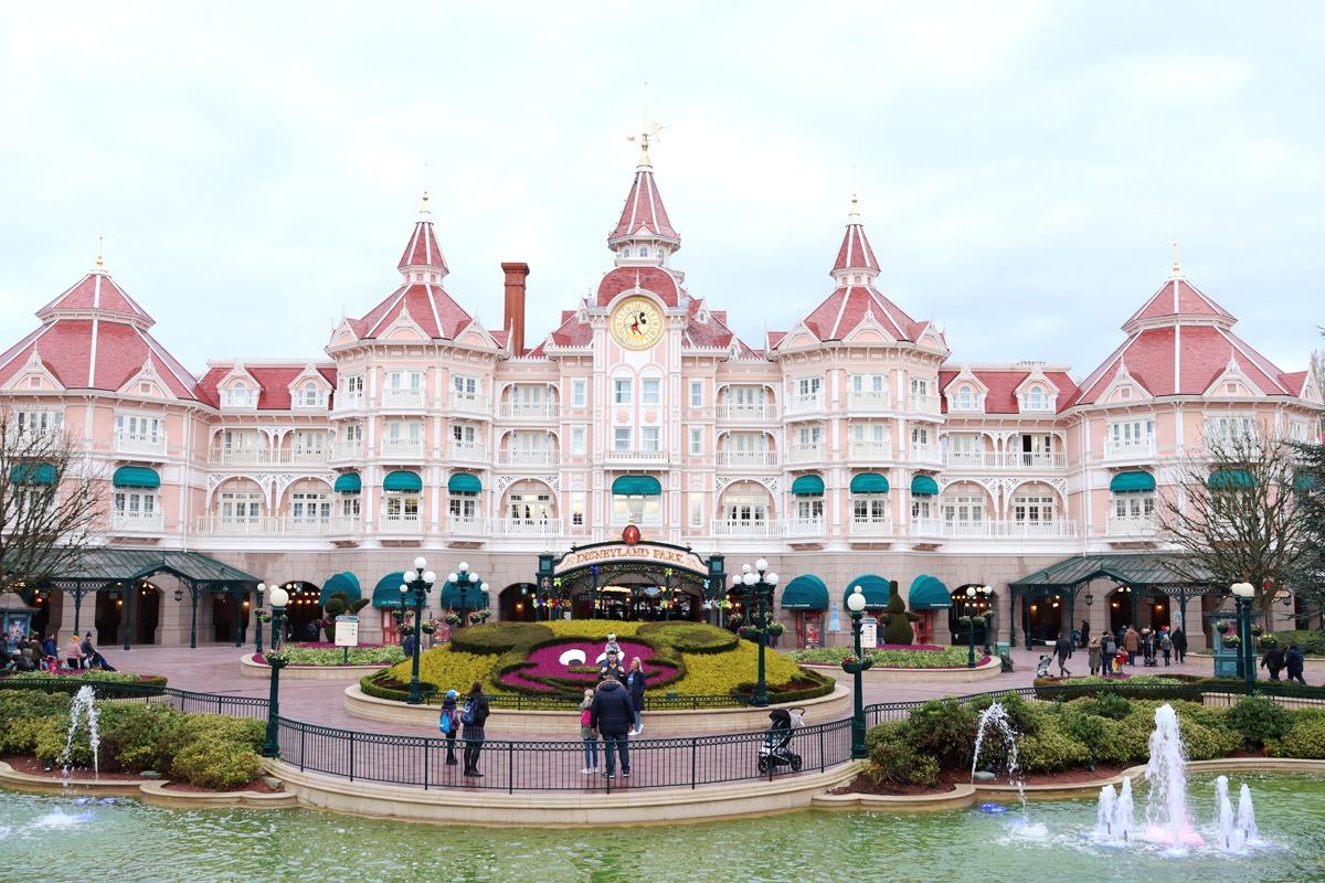 Best restaurants in Disneyland Paris for Vegetarians - Griffblog